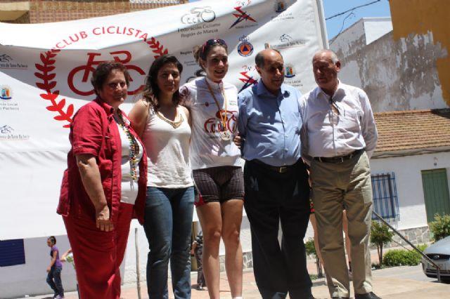 Una ciclista pachequera participará en el Mundial Junior de Monchiari (Italia) - 1, Foto 1