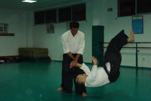 El curso de aikido 2009-10, organizado por el club aikidio de Totana, acaba de dar por finalizadas sus clases, Foto 2