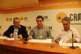 Caja Mediterráneo firma su patrocinio para la celebración de la de la Audi Med Cup en Cartagena