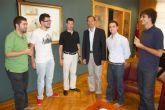 Cámara atenderá las propuestas que plantee el Consejo Local para los jóvenes murcianos