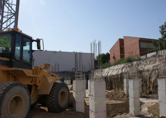 Comienzan las obras del nuevo Centro Educativo en la pedanía La Estación- Esparragal - 1, Foto 1