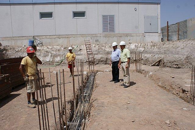 Comienzan las obras del nuevo Centro Educativo en la pedanía La Estación- Esparragal - 2, Foto 2