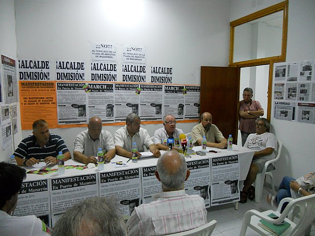 Convocan una manifestación en Mazarrón para el próximo viernes día 13 - 1, Foto 1