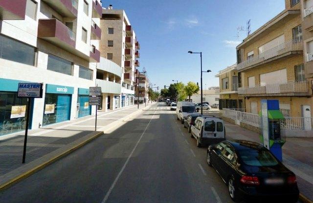 La Comunidad Autónoma destinará un millón de euros al asfaltado de la avenida de la Estación en Torre Pacheco - 1, Foto 1