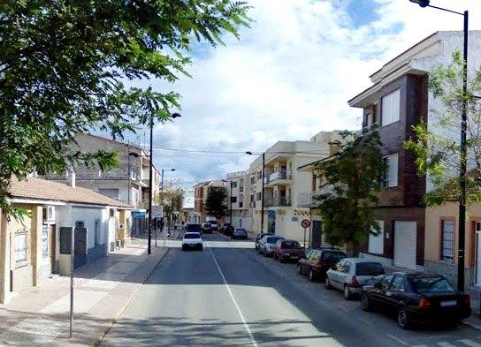 La Comunidad Autónoma destinará un millón de euros al asfaltado de la avenida de la Estación en Torre Pacheco - 2, Foto 2