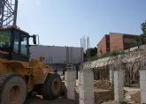 Comienzan las obras del nuevo Centro Educativo en la pedanía La Estación- Esparragal