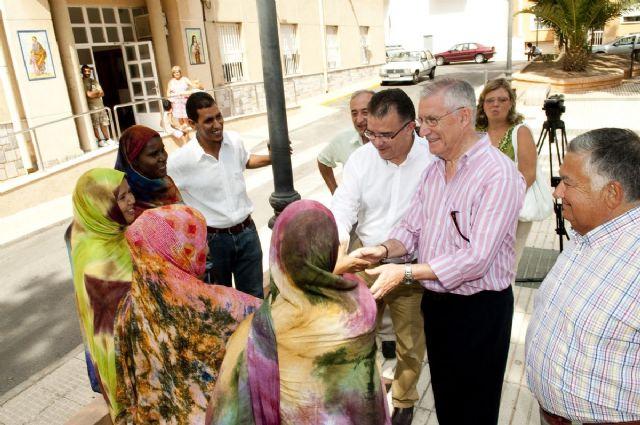La Hospitalidad de Santa Teresa acoge a los monitores de los niños saharauis - 1, Foto 1