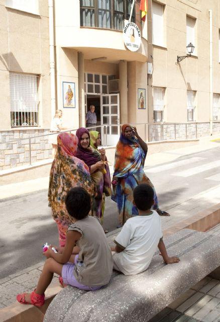 La Hospitalidad de Santa Teresa acoge a los monitores de los niños saharauis - 2, Foto 2