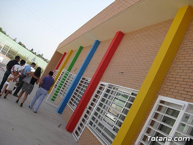Las obras de la 2ª fase de ampliación de la Escuela Municipal Infantil de El Parral permitirán duplicar el número de niños escolarizados - 1, Foto 1