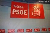 El Partido Socialista afirma que si no fuera por las obras del Plan E, Totana estaría paralizada