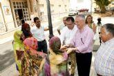 La Hospitalidad de Santa Teresa acoge a los monitores de los niños saharauis