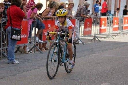 Cieza acogió la décimo cuarta jornada del calendario de Escuelas de Ciclismo - 1, Foto 1