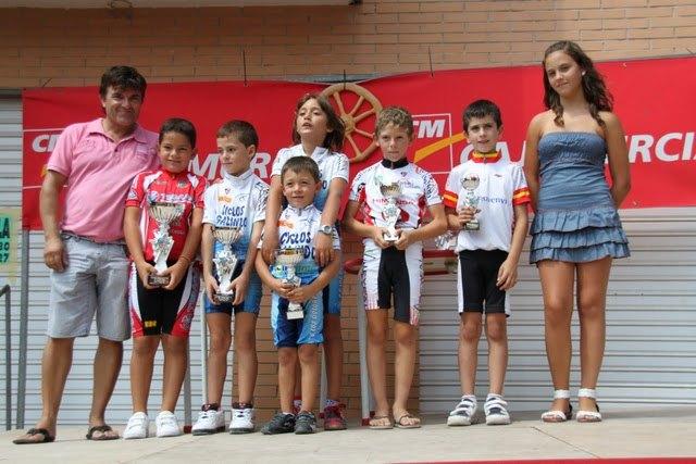 Cieza acogió la décimo cuarta jornada del calendario de Escuelas de Ciclismo - 2, Foto 2