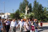 Cientos de personas se dieron cita en las fiestas patronales de Góñar 2010 en honor a la Virgen del Carmen