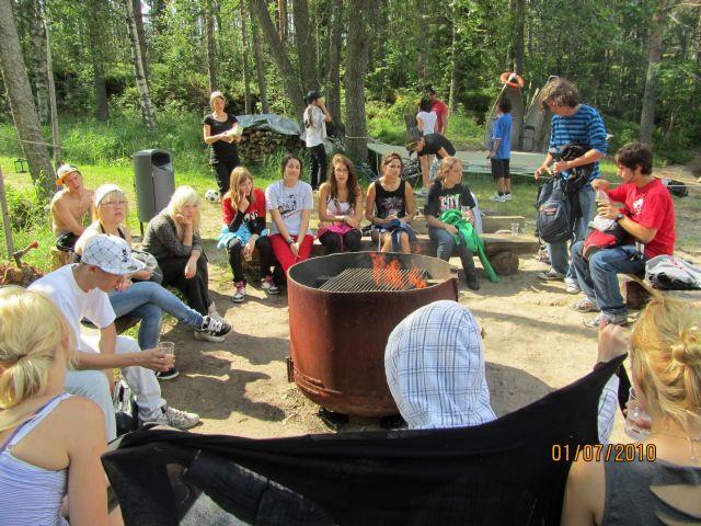 237 jóvenes disfrutan de intercambios en el extranjero durante el verano - 1, Foto 1