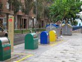 IU exige a Tovar y Valcárcel que se hagan la foto y pongan en marcha los nuevos contenedores de selección de basura