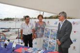 Santiago de la Ribera acoge el Challeger Cup de Voley Playa que se celebra el próximo sábado, junto al Club Náutico