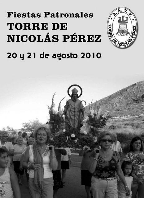 Fiestas Patronales en La Torre de Nicolás Pérez - 1, Foto 1