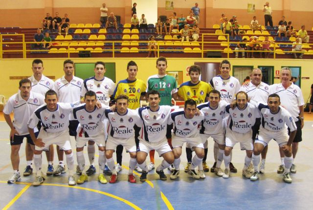 Nueva victoria de los cartageneros. Reale Cartagena 5 --Club Noia FS 3 - 1, Foto 1