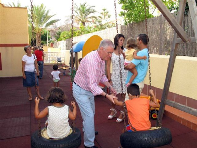 Los niños del Hogar de la Infancia, de veraneo en La Manga - 1, Foto 1