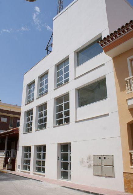 Finalizan las obras del nuevo Centro de la Tercera edad 'Vicente Ruiz Llamas' en Puerto Lumbreras - 1, Foto 1