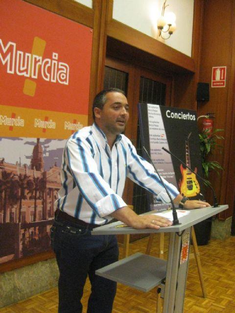 Veintinueve conciertos llenan de música los escenarios de Murcia en la Feria - 1, Foto 1