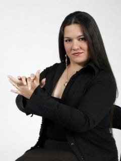 Victoria Cava y Paquito Sánchez en los recitales flamencos de Santa Lucía - 1, Foto 1