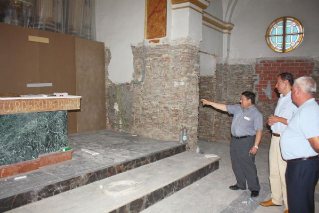 El Alcalde reivindica la recuperación del patrimonio histórico y cultural de Murcia por ser parte de nuestra identidad - 1, Foto 1