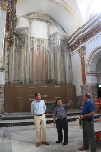 El Alcalde reivindica la recuperación del patrimonio histórico y cultural de Murcia por ser parte de nuestra identidad - 2, Foto 2