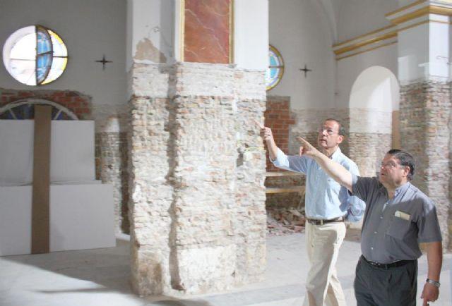 El Alcalde reivindica la recuperación del patrimonio histórico y cultural de Murcia por ser parte de nuestra identidad - 3, Foto 3