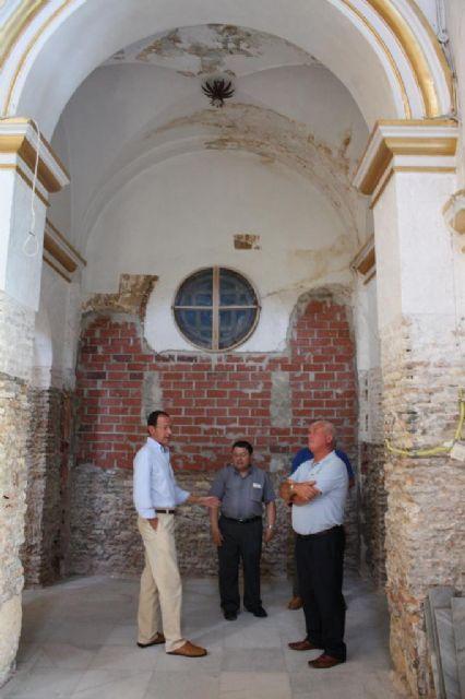 El Alcalde reivindica la recuperación del patrimonio histórico y cultural de Murcia por ser parte de nuestra identidad - 4, Foto 4