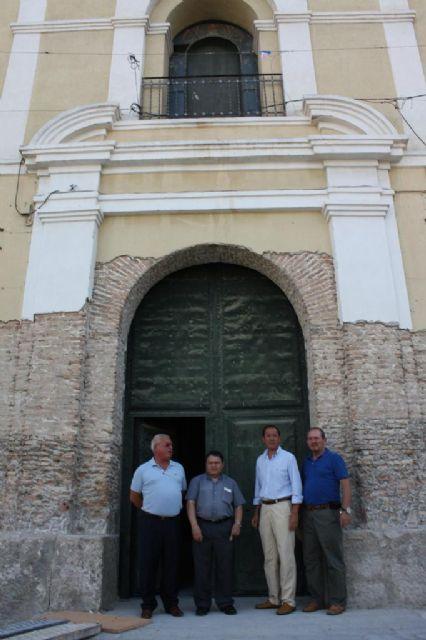 El Alcalde reivindica la recuperación del patrimonio histórico y cultural de Murcia por ser parte de nuestra identidad - 5, Foto 5