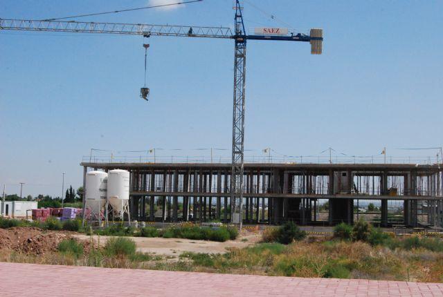 Continúan las obras del nuevo Centro de Salud Totana-Sur - 2, Foto 2