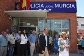 La Comunidad dota con 17 nuevos cuarteles de Polic�a Local a 14 municipios