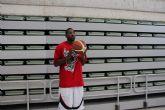 'He venido porque me gusta el equipo y quiero subir a la ACB'