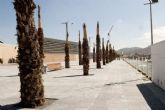 El puerto estrena 6.500 metros cuadrados más de paseo marítimo para la Audi MedCup