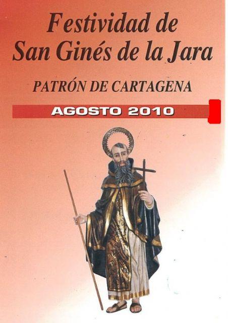 San Ginés de la Jara celebra sus fiestas patronales - 1, Foto 1