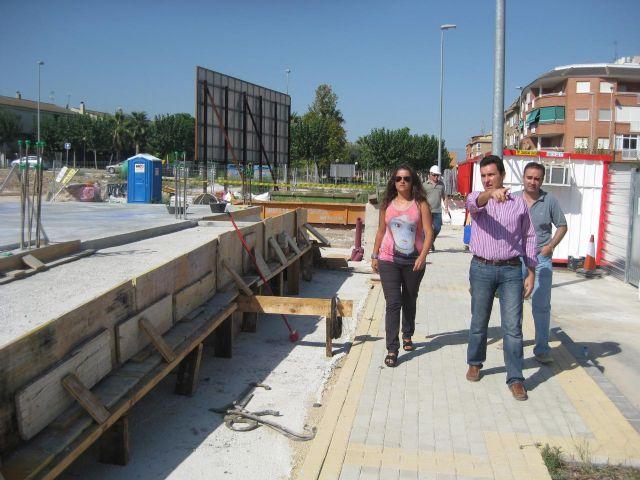 En marcha las obras del Centro Juvenil de El Palmar - 1, Foto 1