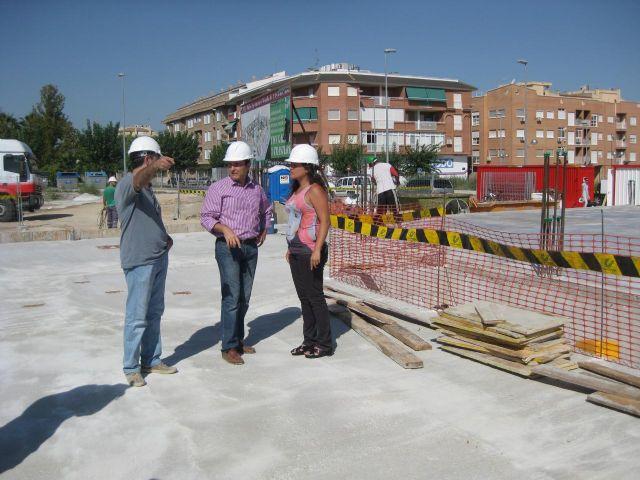 En marcha las obras del Centro Juvenil de El Palmar - 2, Foto 2