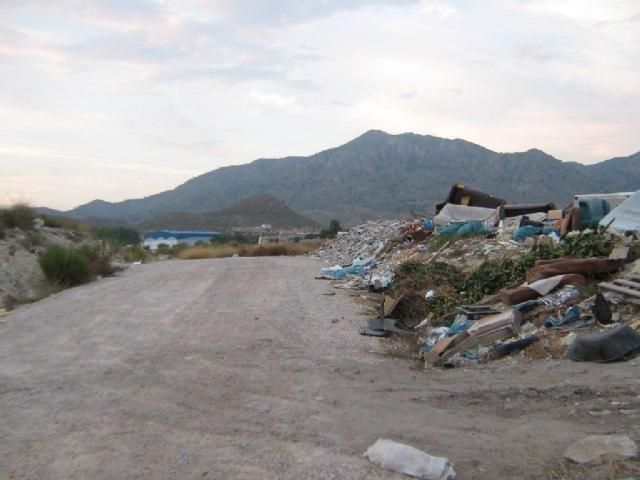 Ecologistas en Acción denuncia un vertedero ilegal en Barinas - 3, Foto 3