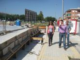 En marcha las obras del Centro Juvenil de El Palmar