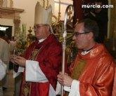 El viernes 3 de septiembre se celebrará una Eucaristía para despedir al párroco y al coadjutor de la Parroquia de Santiago de Totana