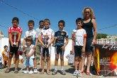 Se ha celebrado la decimoquinta prueba de Escuelas de Ciclismo en Roldán