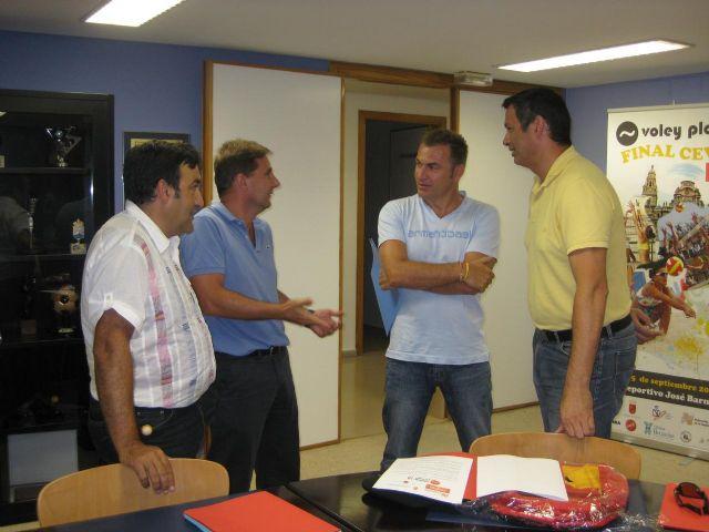 Las principales figuras de Voley Playa se disputan en Murcia el Campeonato de España - 1, Foto 1