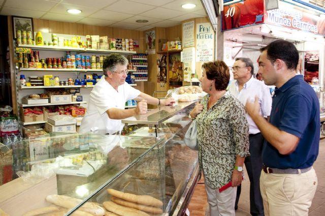 La alcaldesa encarga un estudio sobre la instalación que se descolgó ayer en Santa Florentina - 1, Foto 1
