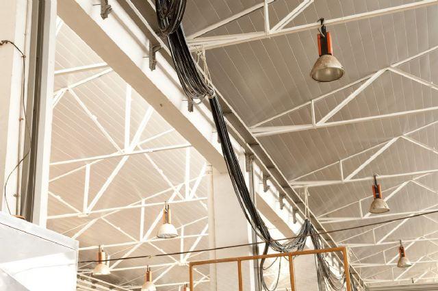 La alcaldesa encarga un estudio sobre la instalación que se descolgó ayer en Santa Florentina - 3, Foto 3
