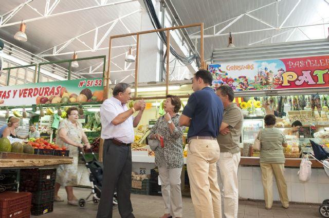 La alcaldesa encarga un estudio sobre la instalación que se descolgó ayer en Santa Florentina - 4, Foto 4