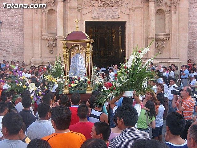 Procesión de la Virgen del Cisne 2005 / Totana.com, Foto 1