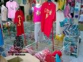 La Policía Nacional interviene más de 2.800 prendas de vestir falsificadas en distintos establecimientos de Murcia