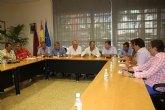 Cerd� se re�ne con representantes del sector agr�cola para ajustar las evaluaciones de los daños provocados por el granizo